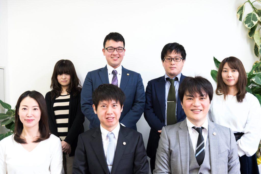 福岡パシフィック法律事務所のメンバー